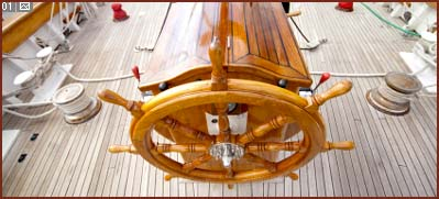 Wood Sailing Yacht Insurance